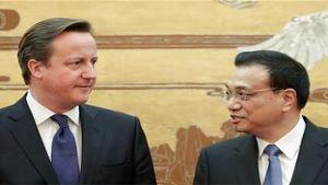 David Cameron Li Keqiang