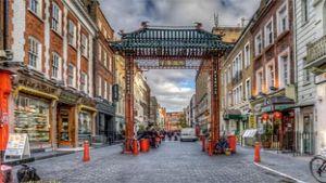 London China