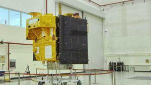 China Brazil space