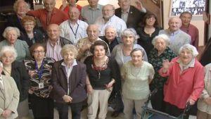 Elderly Jewish Holocaust