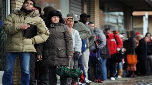 Spain unemployed
