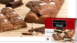 ProtiDiet High Protein Chocolate Dream Bars