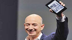 Amazon CEO Jeffrey P. Bezos