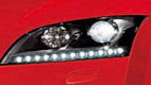 Audi 2009 TTS