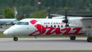 Air Canada Jazz Dash