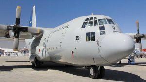 Chile Hercules C-130