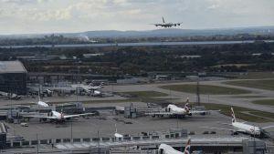Heathrow pollution