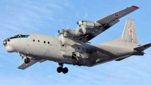 Sudanese Air Force Antonov An-12