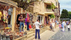 Azerbaijan street