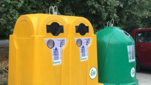 Bulgaria waste containers