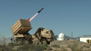 Integrated Air Defense Weapon System