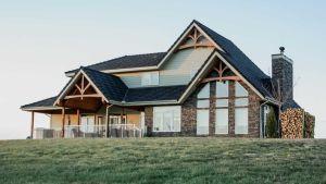 Saskatchewan home
