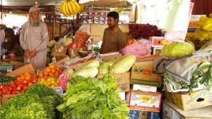 Saudi Arabia food market