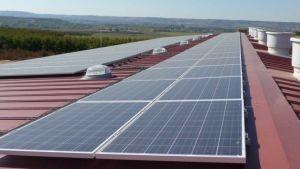 Spain solar power