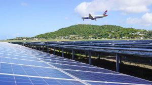 Antigua and Barbuda solar energy