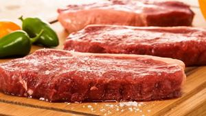 Beef from Brazil