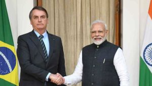 Bolsonaro and Modi