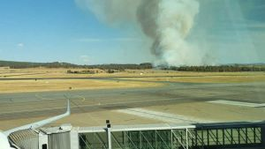 Canberra airport