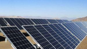 Dubai solar power