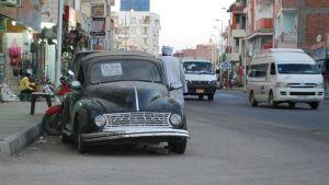 Egypt cars
