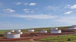 Ethanol stocks in Brazil