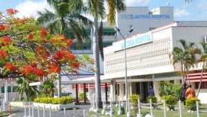 Fiji hospital