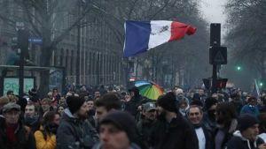 France street people