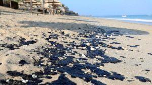 Fujairah oil spill