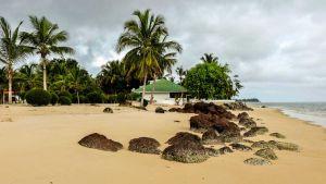 Gabon coast