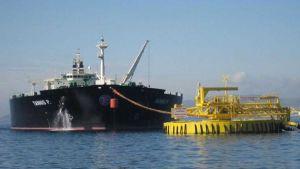 Guyana oil ship