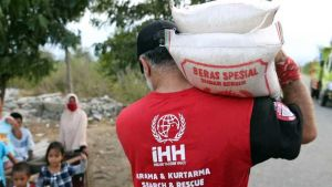 Help for people in Indonesia