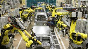 Hyundai Motor factory