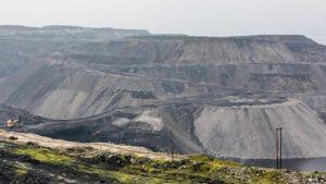 India coal mine