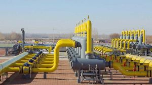 Jordan gas pipeline