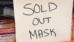 Manila face masks