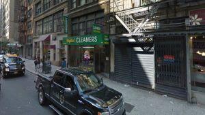 New York City small store