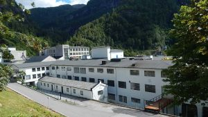 Norway factory
