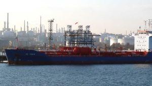 Oil tanker MT Duke