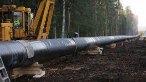 Polish-Lithuanian gas pipeline