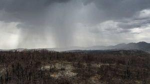 Rain in Australia