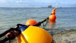 Rarotonga internet cable