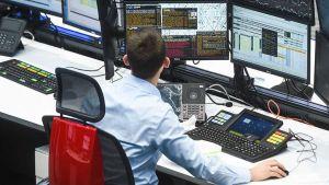 Russian stock exchange
