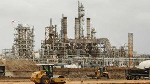Sasol Louisiana plant