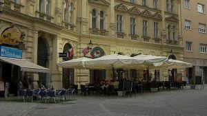 Slovakia street