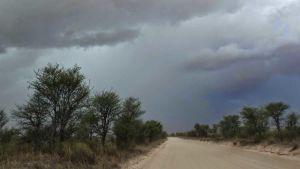 South Africa rain