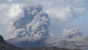 Taal volcano earthquakes