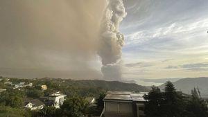 Taal volcano Manila