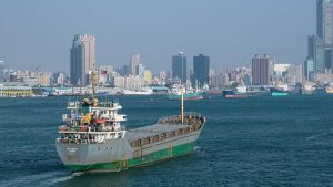 Taiwan port