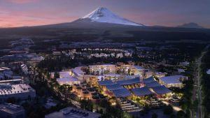 Toyota future city