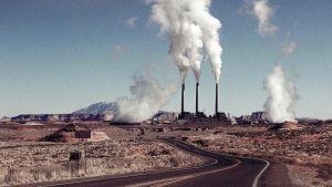 U.S. coal plant